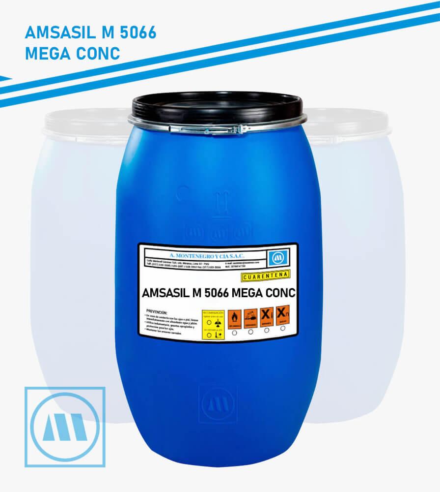 A. MONTENEGRO Y CIA - ACABADO - M 5066 MEGA CONC