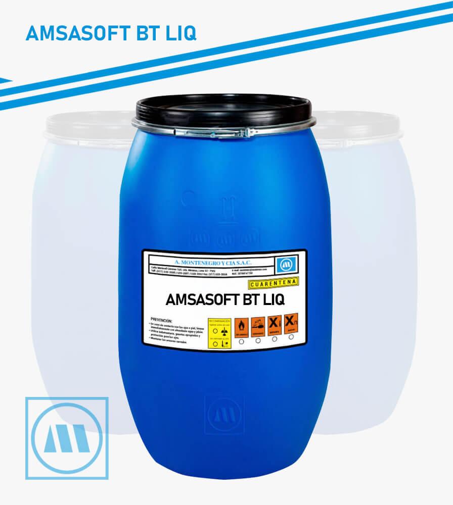 A. MONTENEGRO Y CIA - ACABADO - AMSASOFT BT LIQ